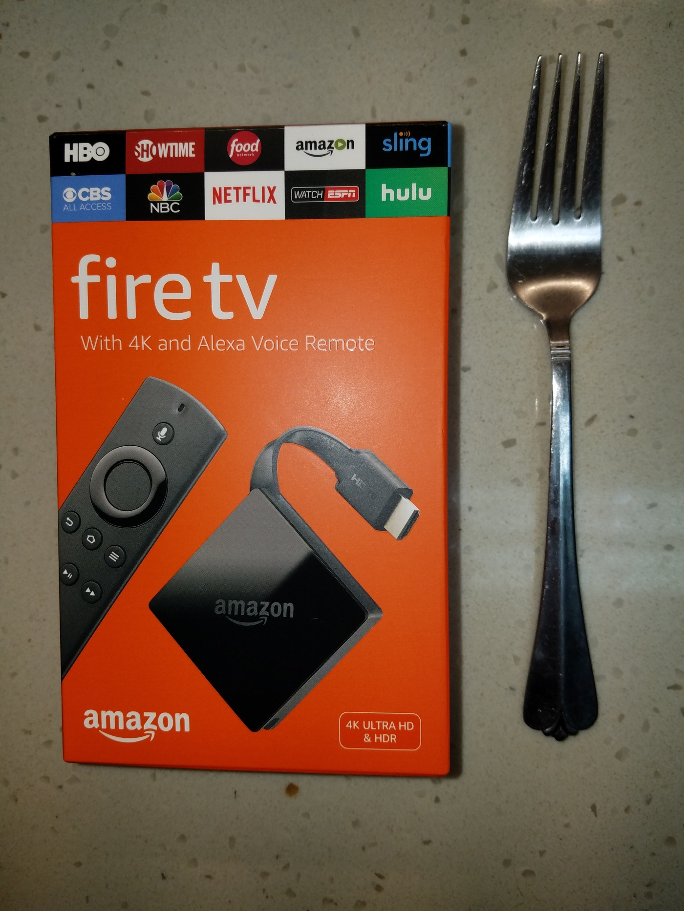 The new Fire TV removed one of my favorite features: Display